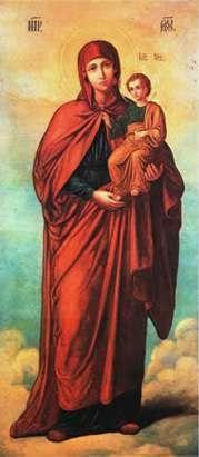 Икона Божьей Матери именуемая Благодатное Небо