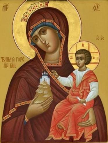 икона Богородицы «ТУЧНАЯ ГОРА»