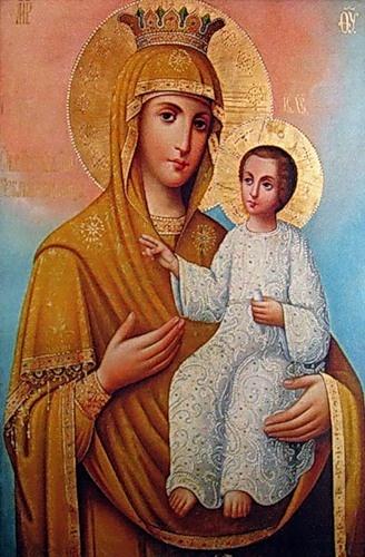 Икона Божией Матери Избавительница от бед